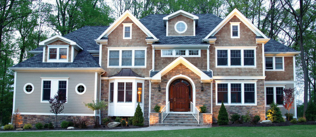 Custom Estate Homes In New Jersey Needle Point Homes